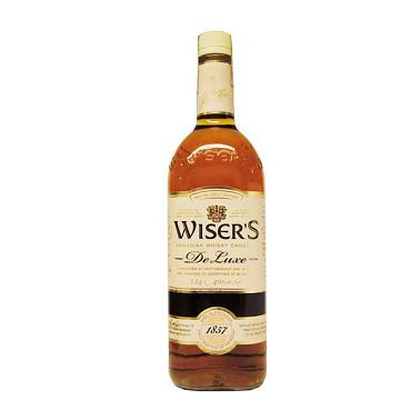 Wiser's Deluxe 10 Years Canadian Whisky 1.14L