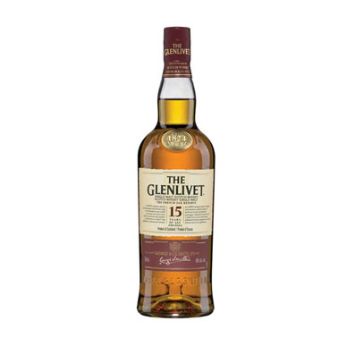 The Glenlivet 15 Years Old French Oak 1L
