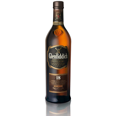 Glenfiddich 18 Year Single Malt Scotch Whisky 750ml