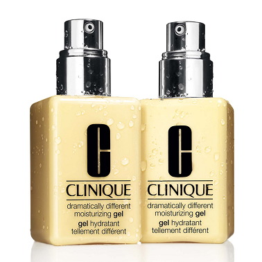 Clinique Dramatically Moisturizing gel - Duo 125 ml each