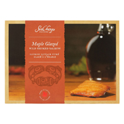 Maple Glazed smoked salmon 227g