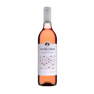 Jacob's Creek Moscato Rosé 750ml